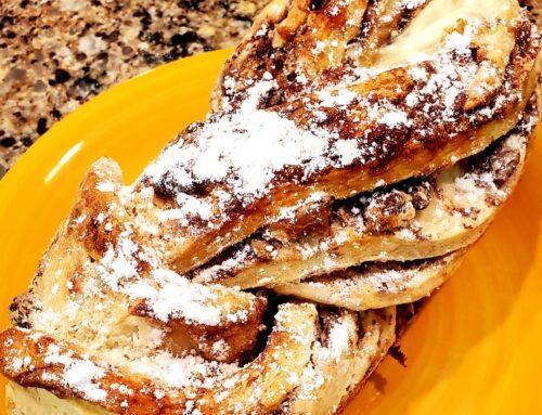 Pinch Me: The No Sugar Baker's Babka